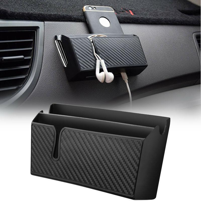 New Multifunction Soft Organizer Storage Box Mobile Phone Holder Car Accessories