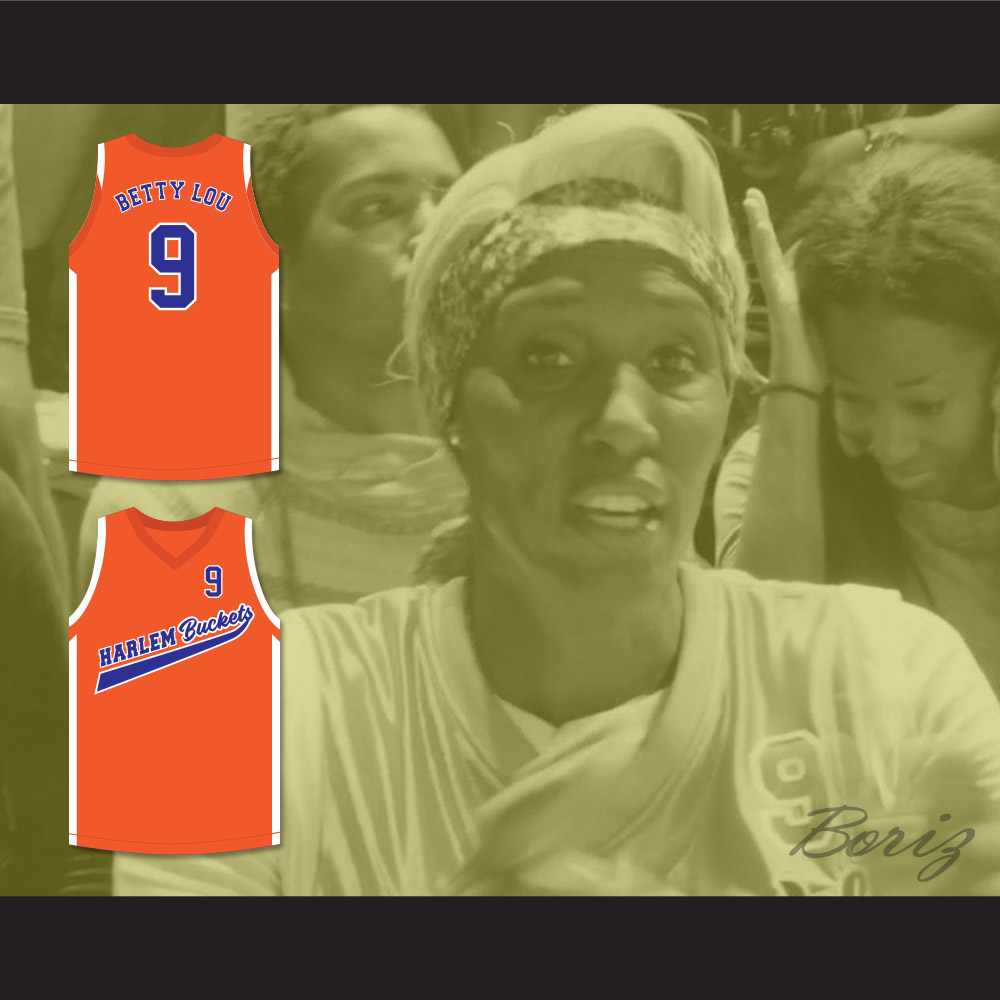 212aa5a63ad ... Betty Lou 9 Harlem Buckets Basketball Jersey Uncle Drew - Thumbnail 3