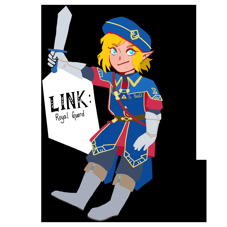 Royal Guard Link from oooOOOh lookin good
