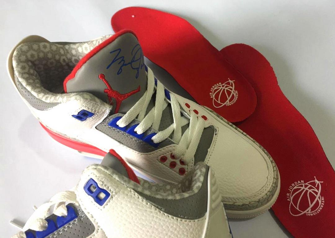 20e4f7709ef ... Men Basketball Shoes On Sale Cheap Men Air Retro 3 Basketball Shoes -  Thumbnail ...