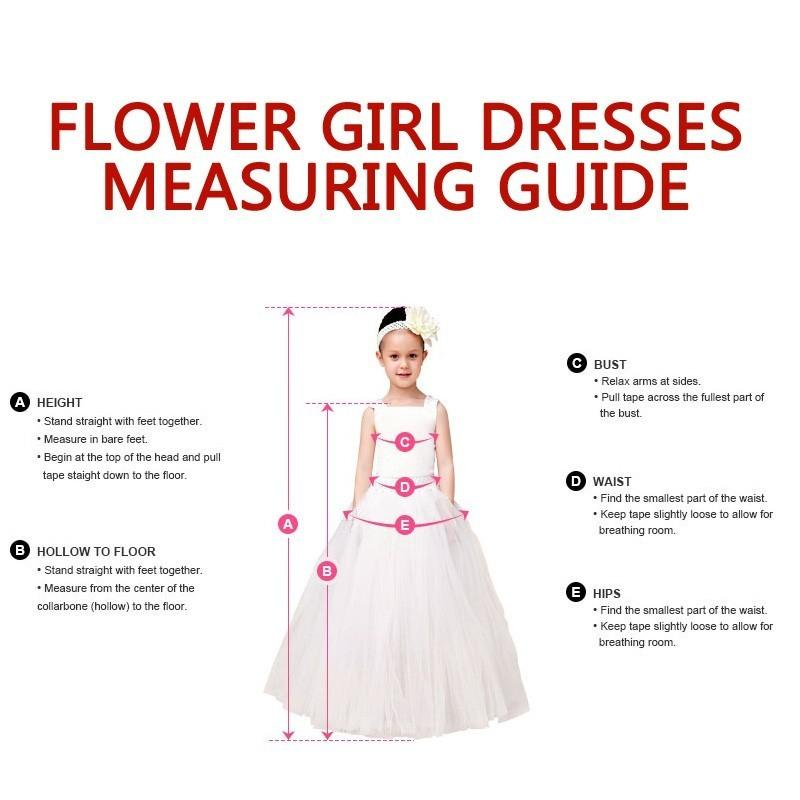 31d923fa59d ... Ball Gown Round Neck Pearl Pink Flower Girl Dress with Appliques  ST20193792 - Thumbnail 3