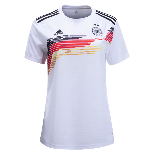 check out 478ce e0ac2 Germany Women's Football Shirt 2019 National Team Home Soccer Jersey from  HoHo Jersey Collection