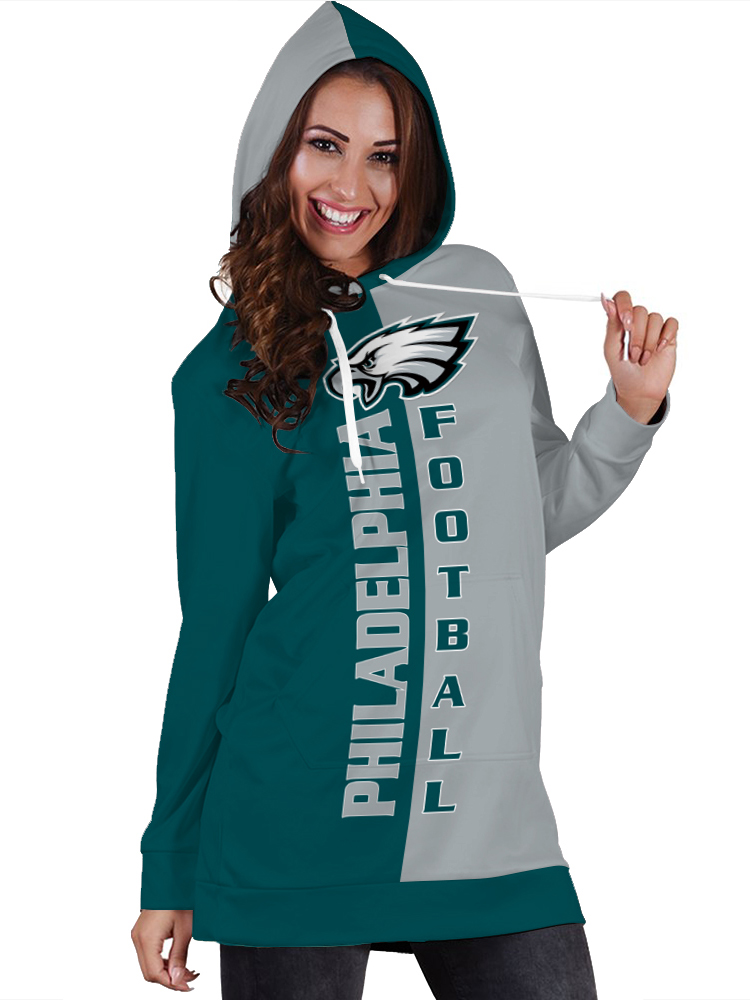 new concept b9993 f474a Philadelphia Eagles Football Sports Hoodie Dress sold by ZIELO (Pls Pls Pls  read FAQs)