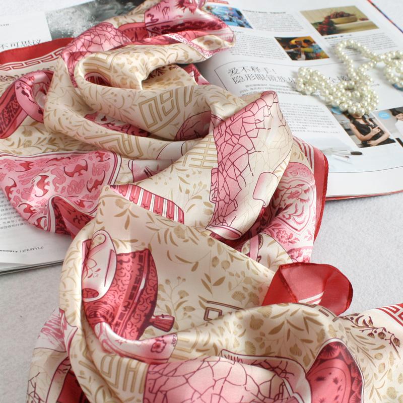 10 97 availability description head scarves women silk square scarf  Square Scarves Women Uk