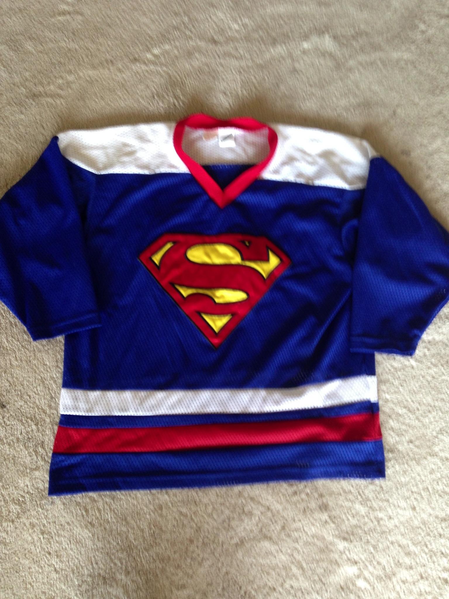 Superman hockey jersey on Storenvy d1dc156131f