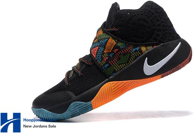 the best attitude a608e b0a55 Nike Kyrie 2 Royal Blue/Purple Black Men's Basketball Shoes from BELLDRESS