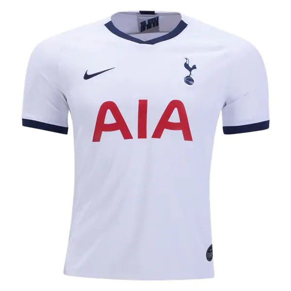 quality design 81bc4 8fc6c Dele Alli #20 Tottenham Hotspur Home Soccer Jersey 19/20 Men's White Soccer  Stadium Shirt Football Tops from HoHo Jersey Collection