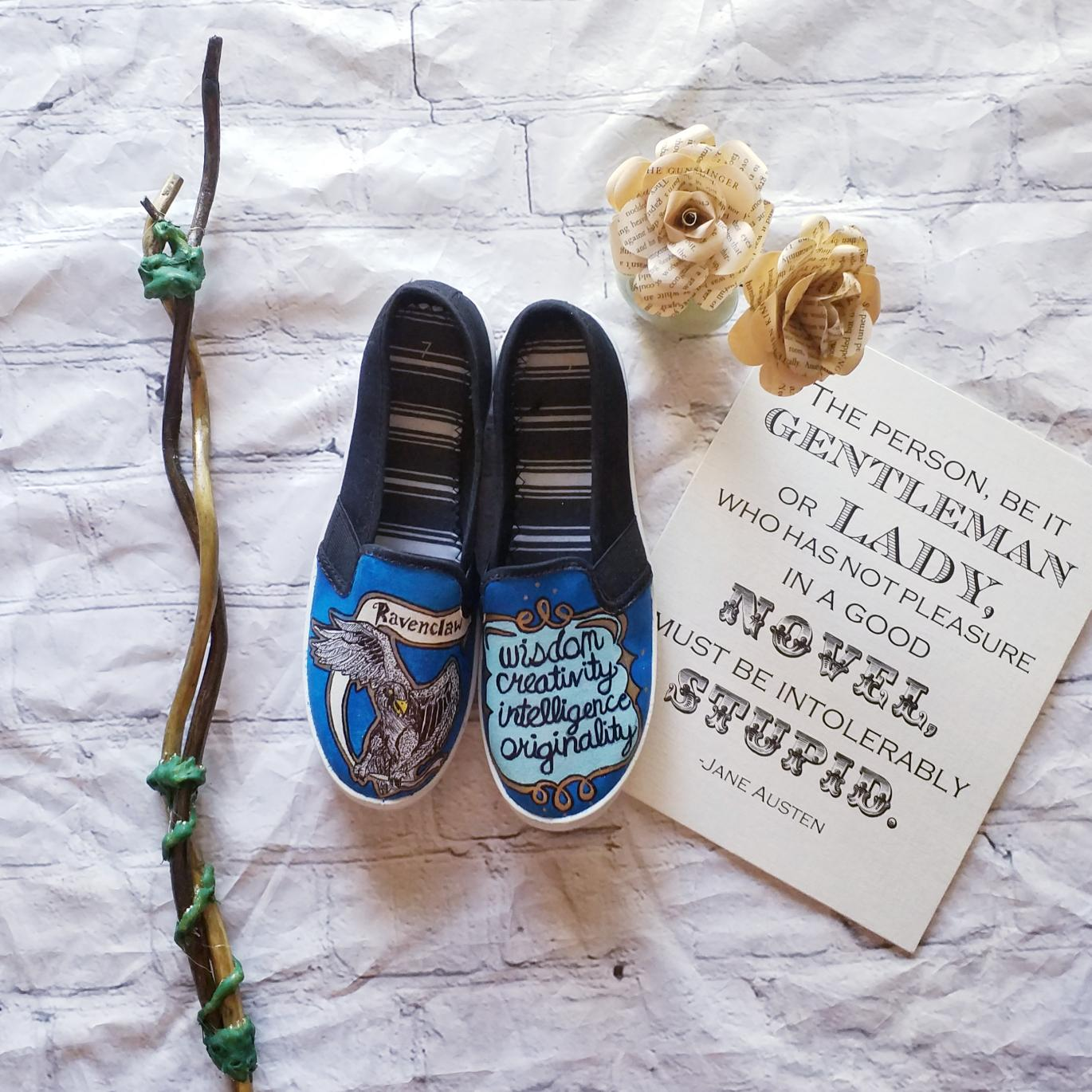 Harry Potter Inspired Sneakers