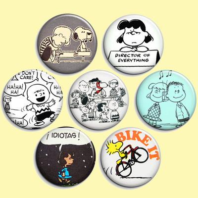 """Nancy Sluggo comic pinback button 1.5/"""" 38mm pin chapa"""