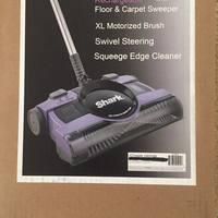 Shark 12 Rechargeable Floor Carpet Sweeper Bold Bargain