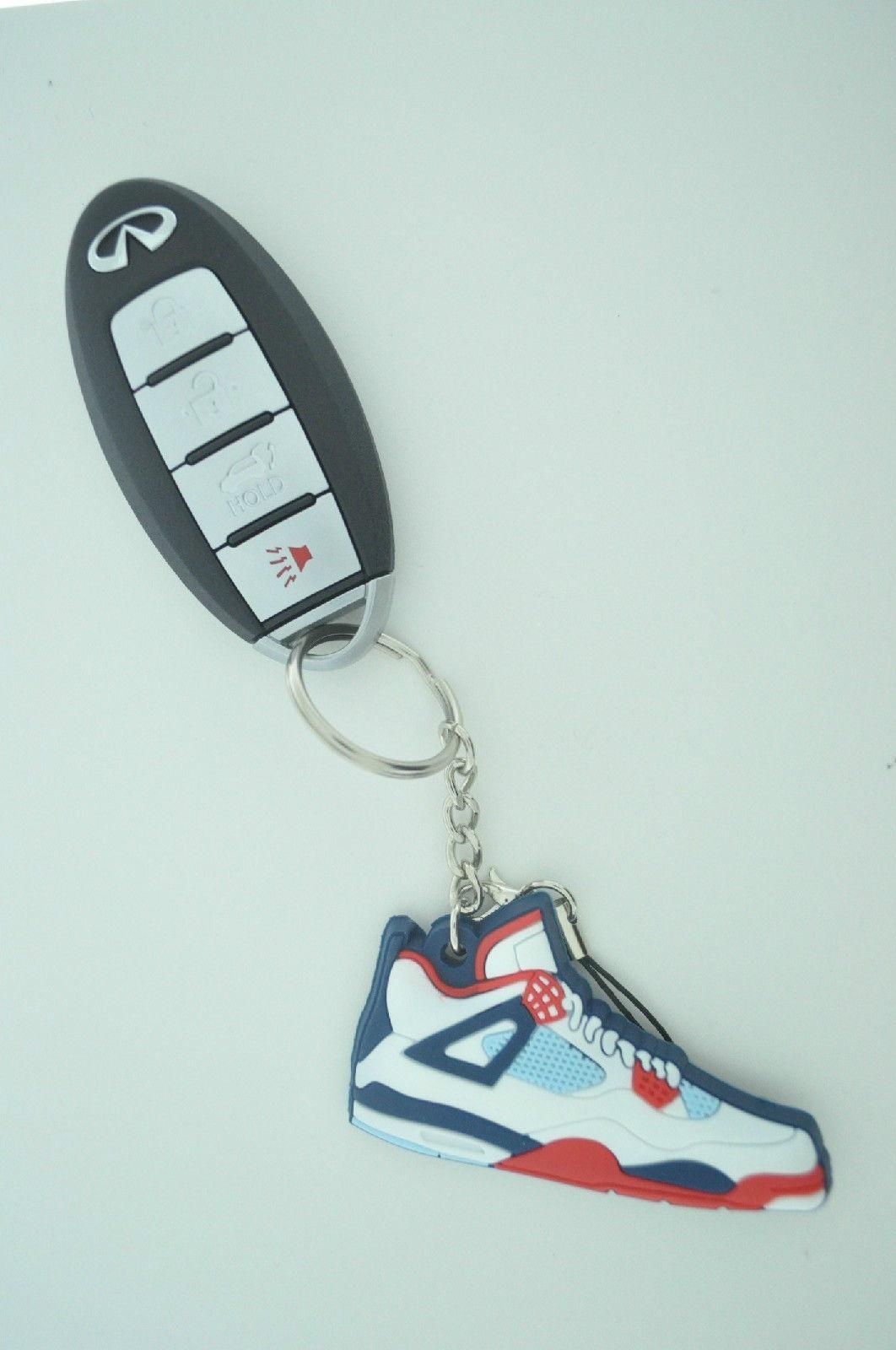 cheap for discount 577a3 802f4 ... Nike Air Jordan Retro 22 piece keychain lot, Air Yeezy, BUY 2 GET 1 ...