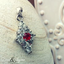 Dainty Diamond Pendant medium photo