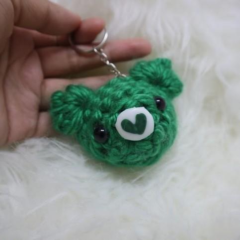 Kawaii Berry Bag Charm, chibi purse charm, cute keychain, cute ... | 483x483