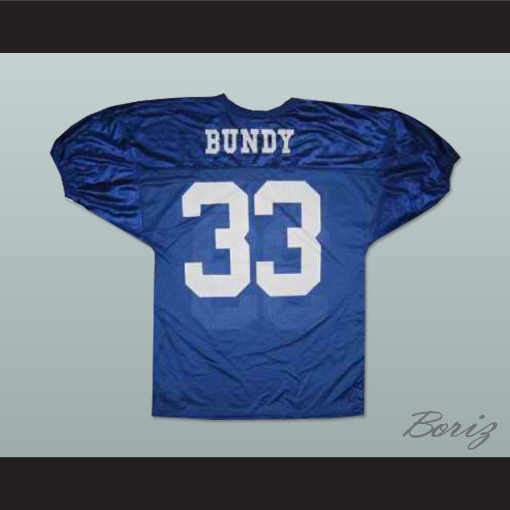 Al Bundy Polk High Football Jersey Married With Children Ed O  Neill ... 36788179d