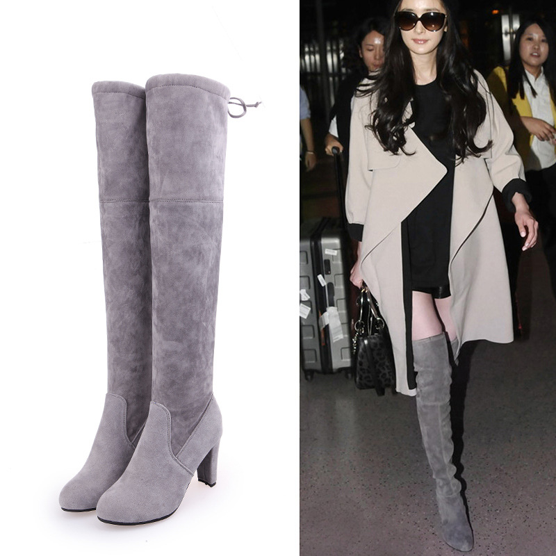 long boots for girl online