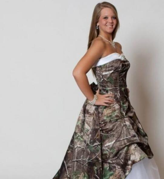 Plus Size Custom Made Wedding Gowns Gorgerous Camo Wedding Dresses A Line Sweetheart Wedding Gowns Bride Dress Joepaldress Online Store Powered By Storenvy