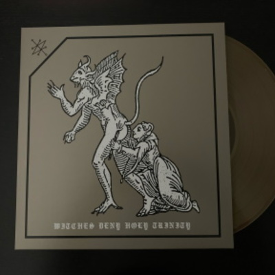 "Azazel- ""witches deny holy trinity"" lp"