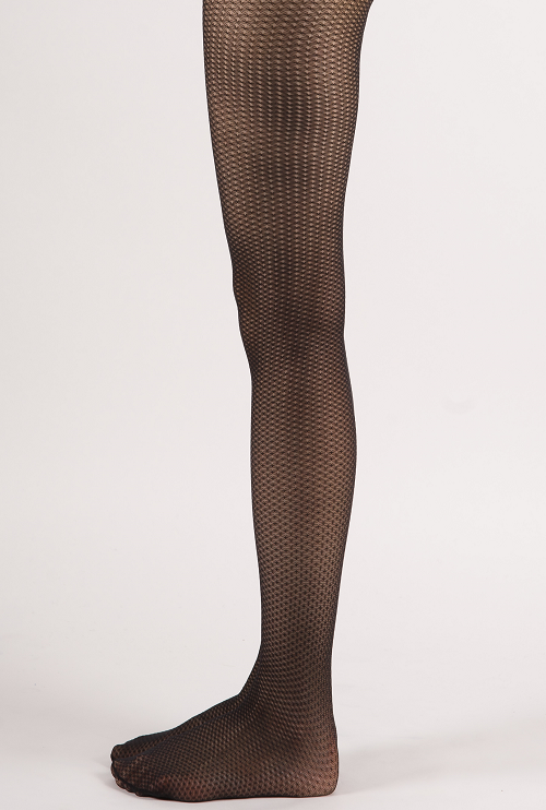 acf67403c Micro-Mini Sheer Color Tights - Black · Miss Olina · Online Store ...