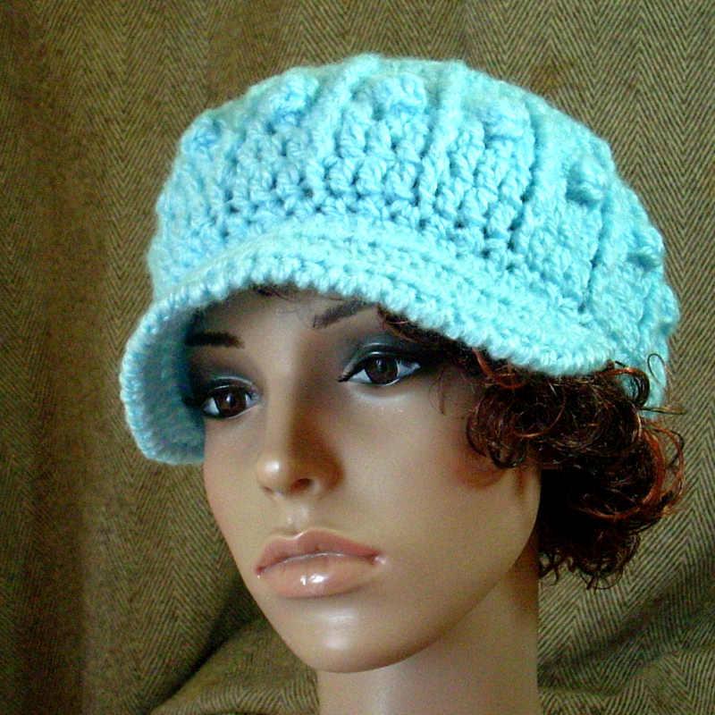 Pdf Pattern Crochet Popcorn Hat 00035 On Storenvy